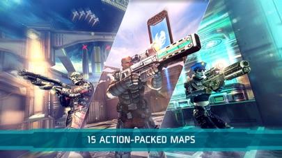 Shadowgun DeadZone PvP Battles Screenshots