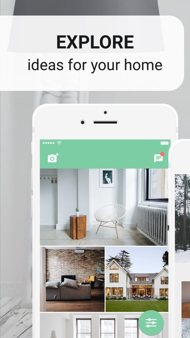 homify - modify your home Screenshot on iOS