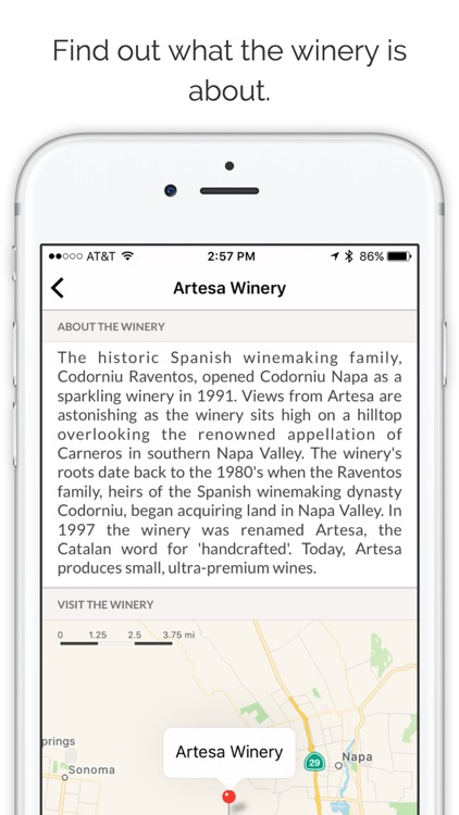 Winery Guide - Napa Valley screenshot-4