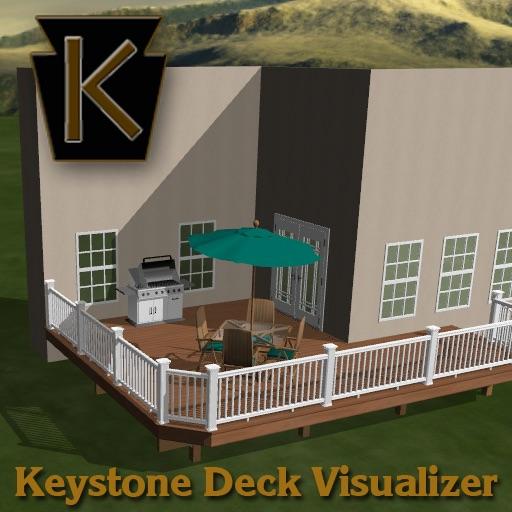 Keystone Deck Visualizer