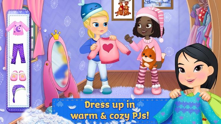Frosty PJ Party: Winter Dreams screenshot-4