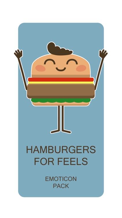 Hamburgers for feels