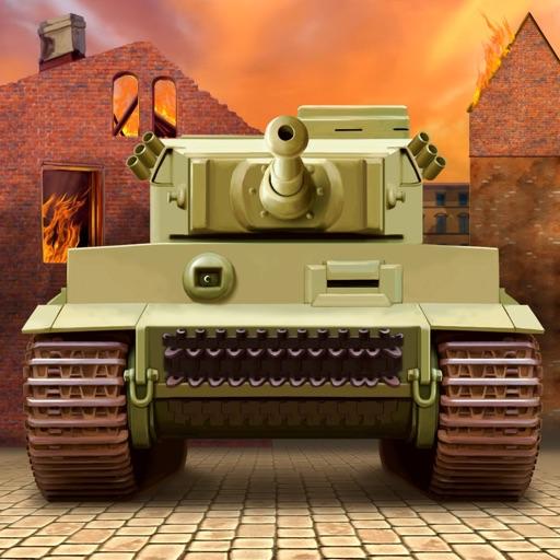 World War 2 Tank Defense