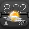 天気アラーム時計 - iPhoneアプリ