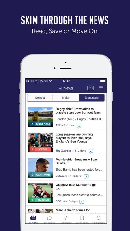 Rugby News & Live Scores screenshot-3