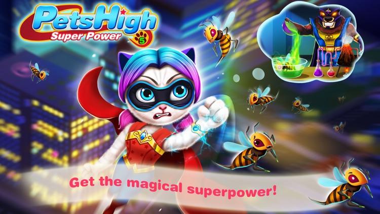 Pets High5–Super Hero Rescue