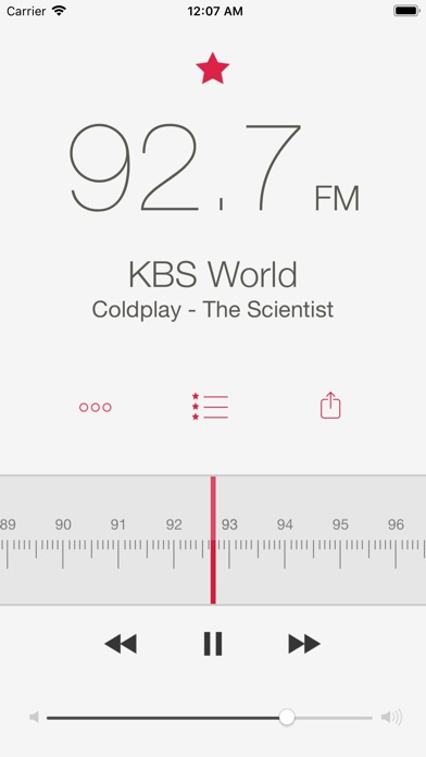 RadioApp - A Simple Radio for Windows