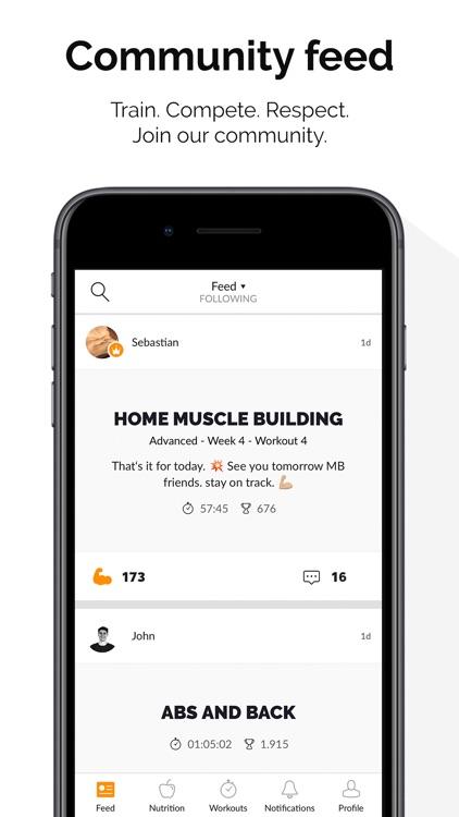 Madbarz: Bodyweight Workouts screenshot-3