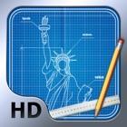Blueprint 3D HD icon