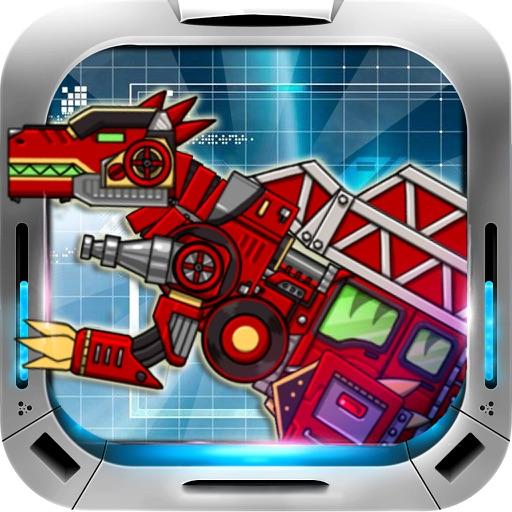 Dinosaur Games - Jurassic Puzzle World iOS App
