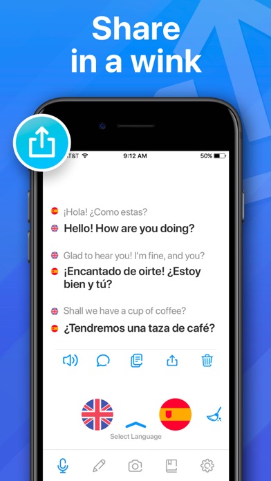 Spoken & Translator ScreenShot4