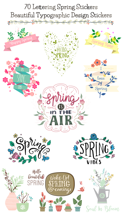 Happy Spring Quotes Collection screenshot 1