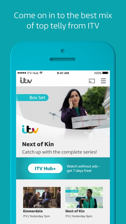 ITV Hub screenshot-0