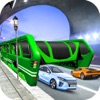 Driving School Elevated Bus 3D