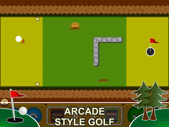 Mini Arcade Golf: Pocket Tours Screenshots