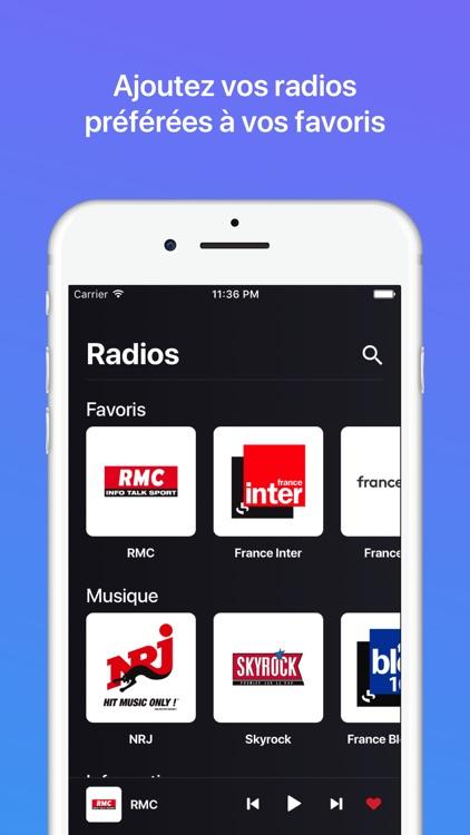 Radio FM - Toutes les radios