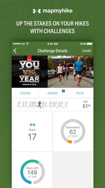Map My Hike - GPS Hiking Tracker & Trail Finder screenshot-4