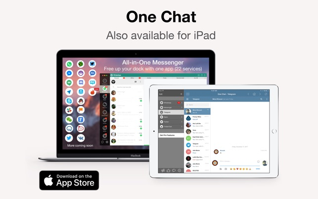 One Chat All-in-One Messenger Screenshot