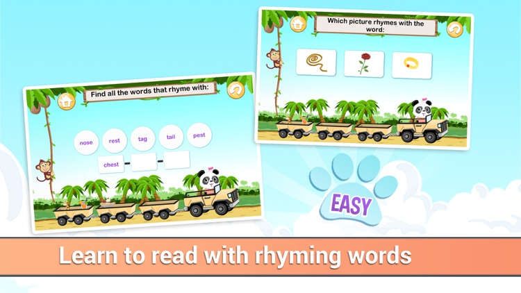 Learn to Read with Lola EASY screenshot-3