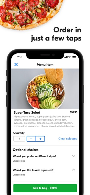 Grubhub: Local Food Delivery en App Store