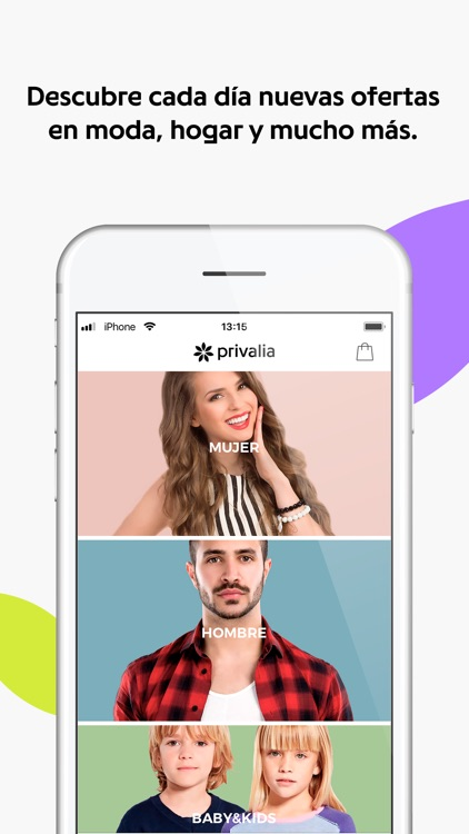 Privalia - Outlet de marcas screenshot-3