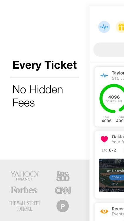 TickPick | No Fee Tickets screenshot-0