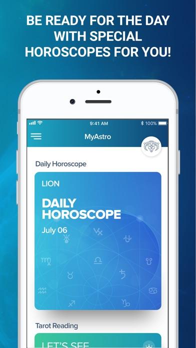 MyAstro - Daily Horoscope ScreenShot2
