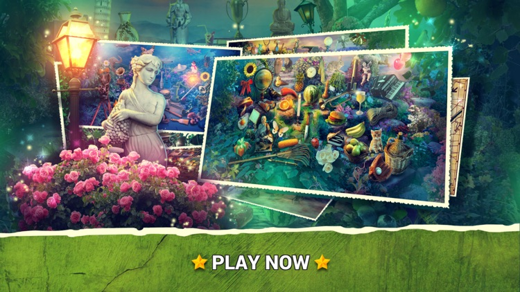 Hidden Object Mystery Garden screenshot-3