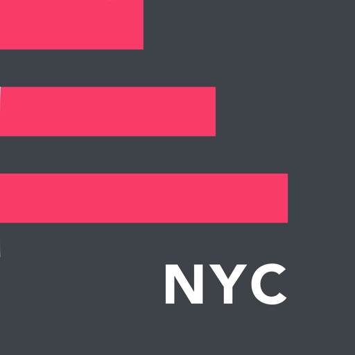 Subway Map: NYC