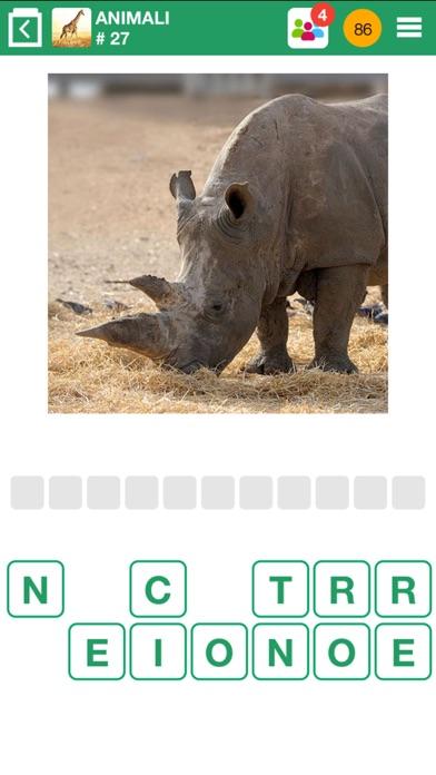 Screenshot of 100 PICS Quiz2