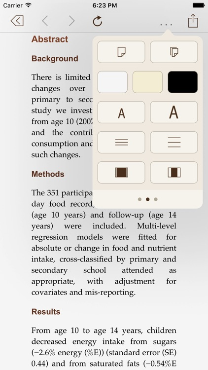 PMC Reader screenshot-3