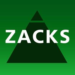 Zacks Mobile App