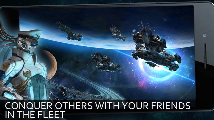 Space Commander HD screenshot-5