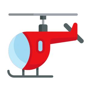 Travel Places Emoticon Sticker app