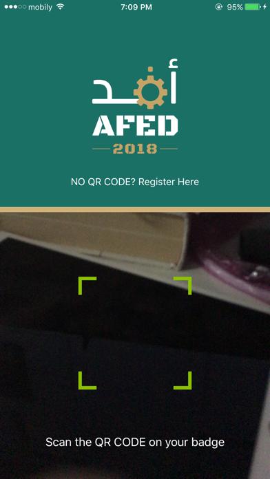 AFED - أفد by Seventy Seven Digital Est