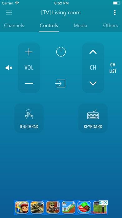Smart Remote For Samsung TV