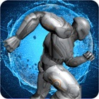 Real Robot Wild Runner icon