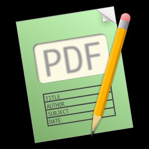 PDF Metadata Editor