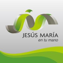 Jesus Maria en tu mano