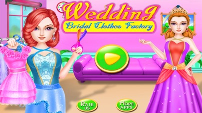 Wedding Bridal Clothes Factory screenshot one