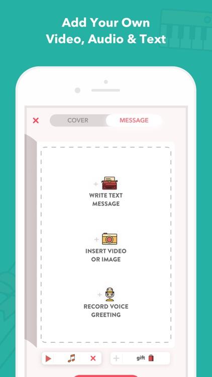 CardSnacks: ecards, greetings screenshot-3