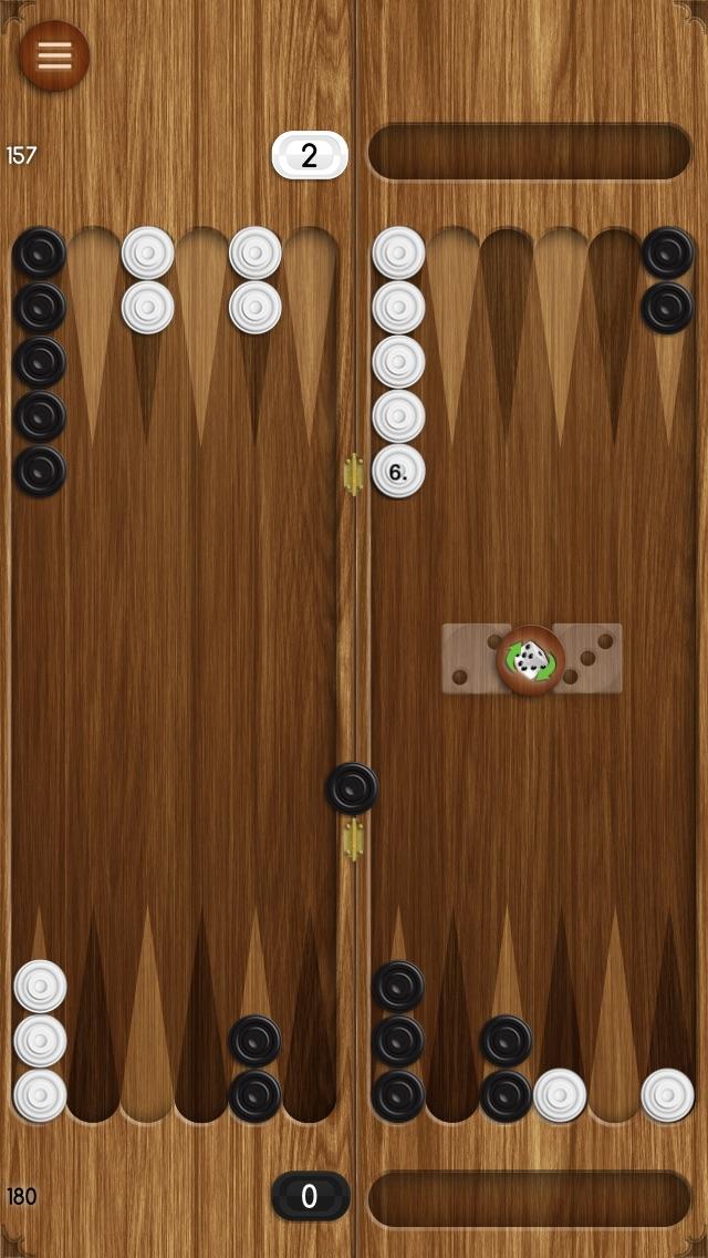 Backgammon Скриншоты3