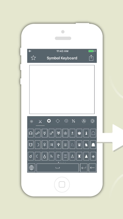 Symbol Keyboard - 2000+ Signs for Windows