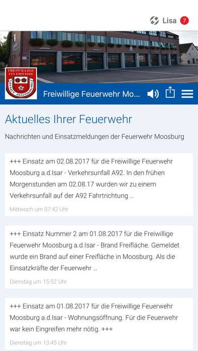 FFW Moosburg screenshot 1