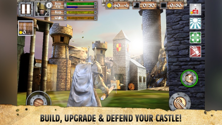Heroes and Castles Premium screenshot-2