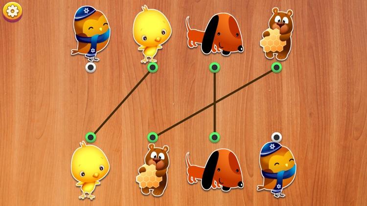 Cute Link Animal Block Puzzle screenshot-4