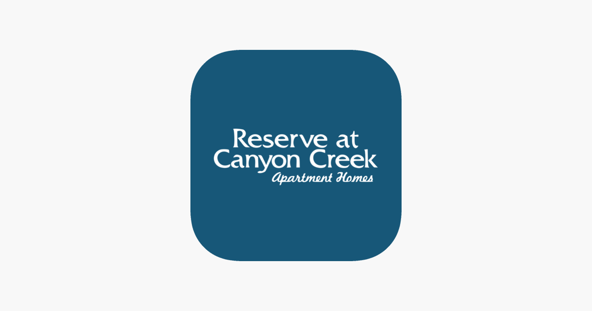 Reserve at Canyon Creek on the App Store