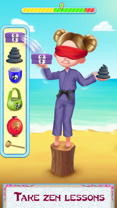 Karate Girl vs. School Bully screenshot 3