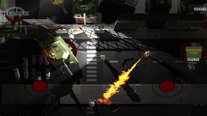 Zombie Squad Defense screenshot one