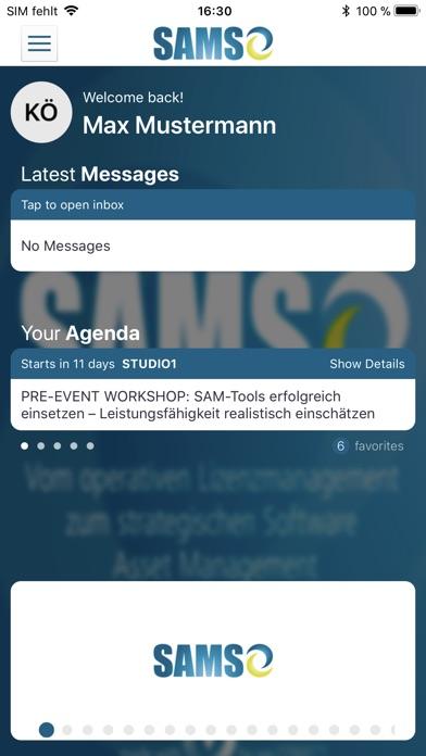 SAMS BerlinScreenshot von 3